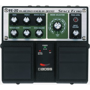 Boss Roland Space Echo RE-201