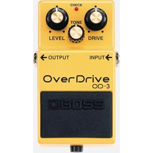 Boss OverDrive Pedal - OD-3